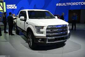 ford f150 most advanced ford f150 debuts in detroit