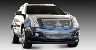 cadillac truck new upper class grille for cadillac srx by t rex billet doing