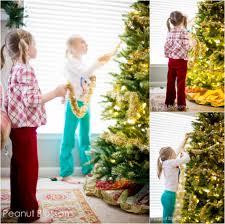 how to take gorgeous photos of your christmas tree