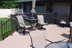 deck railing aluminum railing by regal ideas built for style