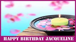 birthday jacqueline