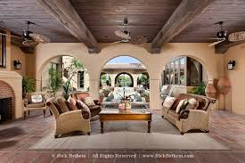 enjoy the comfort of this outdoor entertainment area in this