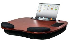 Laptop Desk Ideas Desk With Light Walmart Well Turned Ideas Laptop Cushion