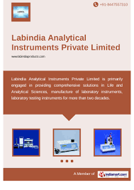 labindia analytical instruments private limited thane dissolution t u2026