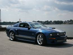 mustang 22 inch rims wheels on blue mustang the mustang source ford mustang forums