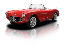 56 corvette for sale 1956 chevrolet corvette rk motors