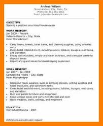 hospital resume exles hospital housekeeping resume exles sles paso evolist co
