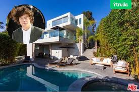 celebrity home addresses harry styles 2016 brings a new house off the sunset strip