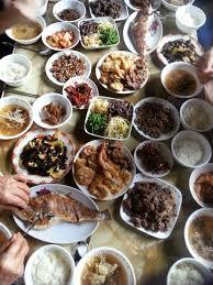 chuseok korean thanksgiving day korean food korean