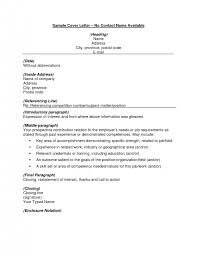 cover letter salutations amazing components of a good cover