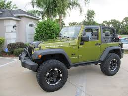 2007 green jeep wrangler johnsrubicon 2007 jeep wrangler specs photos modification info