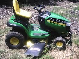 john deere d140 lawn tractor 1 200 00 john deere pinterest