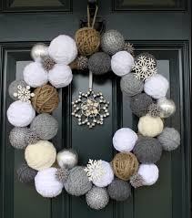 diy wreaths 13 diy wreaths to hang on your front door jen thoden