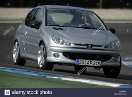 peugeot 207 year 2003 car peugeot 206 rc limousine small approx model year 2003
