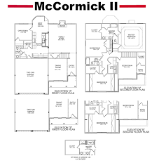 How To Design A Bathroom Floor Plan Mccormick Ii Floor Plan