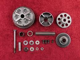 starter clutch w gears 97 01 triumph speed triple t509 complete