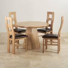 Oak Dining Room Table And 6 Chairs Chunky Solid Oak Dining Table And 6 Chairs Tuscany Oak Furniture