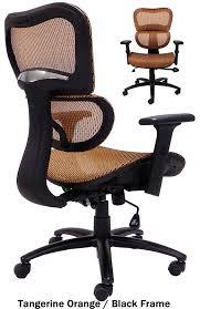 elastic all mesh ergonomic office chair