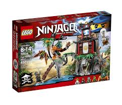 amazon com lego ninjago tiger widow island 70604 toys u0026 games