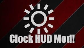 clock hud mod 1 12 1 1 10 2 simple clock gui 9minecraft net