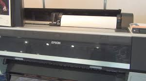 epson surecolor p9000 printer review in 3d youtube