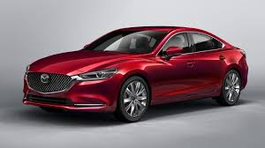 how are mazda behold the turbocharged 2018 mazda6 with a much nicer interior and