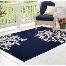 5x8 Outdoor Patio Rug Woven Patio Rug Runner 6x4 Indoor Outdoor Deck Pool Area Carpet