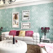 teal wallpaper living room bjhryz com