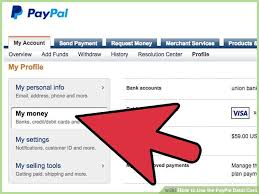 to my card how to use the paypal debit card 8 steps with pictures