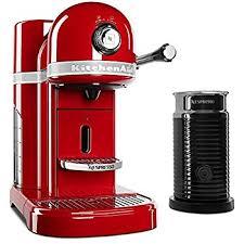Amazon KitchenAid KES0504ER Nespresso Bundle Empire Red