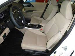 2014 honda accord genuine leather seat covers