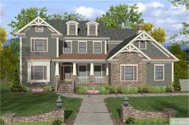 country craftsman house plans country craftsman home with 4 bedrms 2964 sq ft plan 109 1019