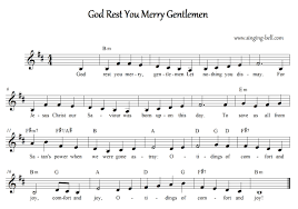 free christmas carols u003e god rest you merry gentlemen free mp3