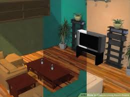 how to choose living room colors with pictures wikihow