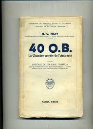 chambre secr鑼e 40 o b la chambre secrete de l amiraute by hoy h c abebooks
