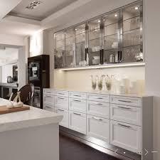 fair glass kitchen cabinets elegant kitchen decoration for