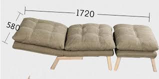 Foldable Loveseat Aliexpress Com Buy Modern Folding Chaise Lounge Sofa Japanese