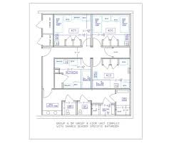 Basic Duplex Floor Plans The Innternationale Foreign Student Housing Floor Plans