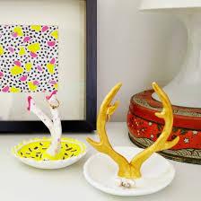 ceramic svan ring holder images Make your own ring holder using air dry clay pinteres jpg