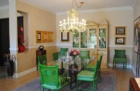 dazzling breakfront vogue miami eclectic dining room inspiration