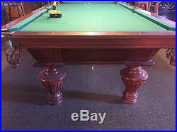 Peter Vitalie Pool Table by Billiards Tables Blog Archive 8 Ft Peter Vitalie Nonpareil