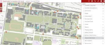 George Washington University Campus Map by University Launches Interactive Map The Source Washington