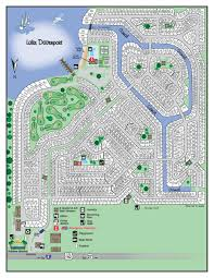 Florida Map Orlando by Resort Map Outdoor Resorts At Orlando