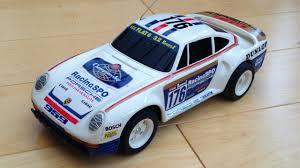 porsche dakar taiyo r c porsche 959 vintage rc tyco rc nostalgia rc dakar rally