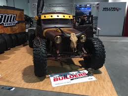 hauk jeep hsp 170c u2013 sema rareparts kenny hauk and superchips high
