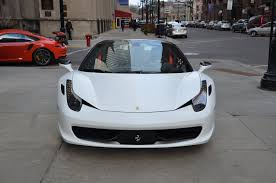 used 458 spider 2015 458 spider stock gc1898 for sale near chicago il