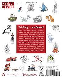 designing pixar 45 activities create characters