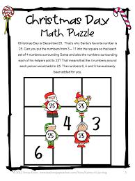 ideas about christmas math puzzle worksheets unique design and