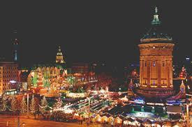 Weihnachtsmarkt Baden Baden Mannheim Am Wasserturm Weihnachtsmarkt