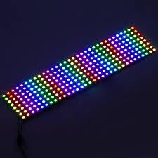programmable module string lights